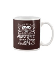 H- FEBRUARY GIRL Mug thumbnail