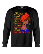 H- JUNE WOMAN Crewneck Sweatshirt thumbnail