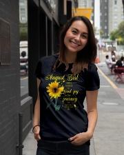 AUGUST GIRL Ladies T-Shirt lifestyle-women-crewneck-front-5