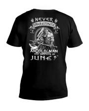 JUNE MAN 9 V-Neck T-Shirt thumbnail