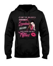 GRANDMA FIFTIES Hooded Sweatshirt thumbnail