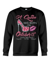 13th OCTOBER Crewneck Sweatshirt thumbnail