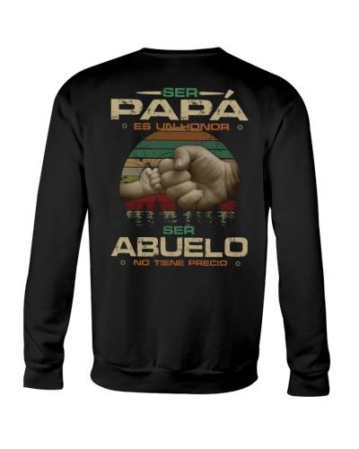 H- Camisetas Sublimadas de Abuelo Para Hombre