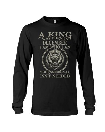 H- DECEMBER KING
