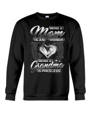 H-Grandma Best Graphic T shirt printing for Women  Crewneck Sweatshirt thumbnail