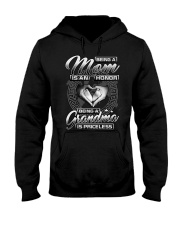H-Grandma Best Graphic T shirt printing for Women  Hooded Sweatshirt thumbnail