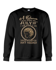 H- JULY 10 Crewneck Sweatshirt thumbnail