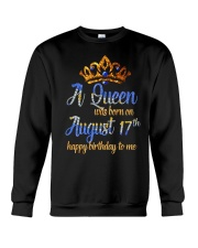 AUGUST QUEEN Crewneck Sweatshirt thumbnail