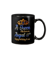AUGUST QUEEN Mug thumbnail