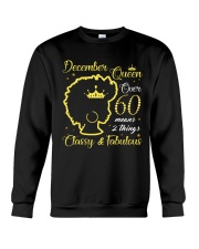 A QUEEN DECEMBER Crewneck Sweatshirt thumbnail
