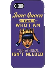 June Queen Who I am Phone Case thumbnail