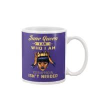 June Queen Who I am Mug thumbnail