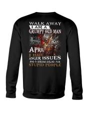 H- GRUMPY OLD MAN M4 Crewneck Sweatshirt thumbnail