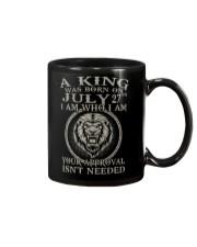H- JULY 27 Mug thumbnail