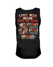 H- April T shirt Printing Birthday shirts for Men Unisex Tank thumbnail