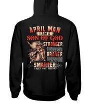 H- April T shirt Printing Birthday shirts for Men Hooded Sweatshirt thumbnail