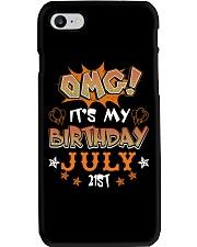 21st July OMG Phone Case thumbnail