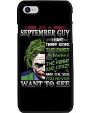 H- SEPTEMBER GUY Phone Case thumbnail