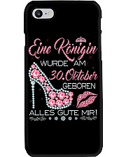 OKTOBER 30 Phone Case tile