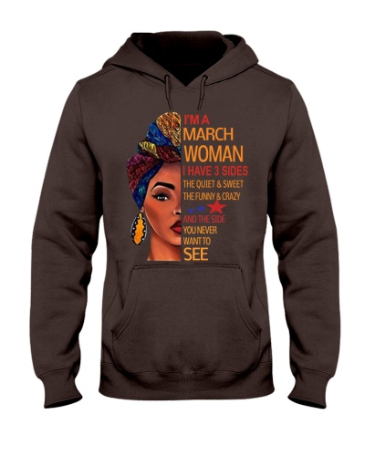 MARCH WOMAN - 3SIDES