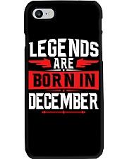 DECEMBER LEGENDS Phone Case thumbnail