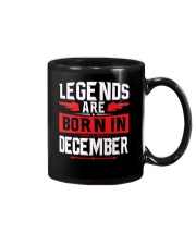 DECEMBER LEGENDS Mug thumbnail