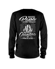 H-Best Grandpa Shirts Printing Graphic Tee Design  Long Sleeve Tee thumbnail