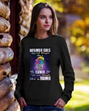 November Girls Crewneck Sweatshirt lifestyle-unisex-sweatshirt-front-7