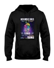 November Girls Hooded Sweatshirt thumbnail