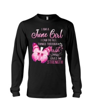 H- JUNE GIRL Long Sleeve Tee thumbnail