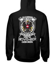 MAN NOVEMBER Hooded Sweatshirt thumbnail