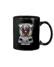 MAN NOVEMBER Mug thumbnail