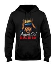 AUGUST GIRL - SLAYS ALL DAY Hooded Sweatshirt thumbnail