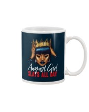 AUGUST GIRL - SLAYS ALL DAY Mug thumbnail