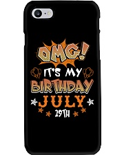 29th July OMG Phone Case thumbnail