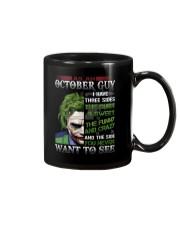 OCTOBER GUY Mug thumbnail