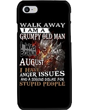 AUGUST MAN - L Phone Case tile