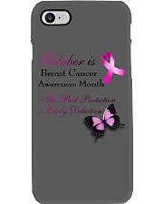 cancer-october Phone Case thumbnail
