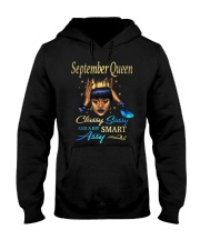 Best Woman was born in September Hooded Sweatshirt thumbnail