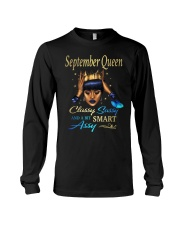 Best Woman was born in September Long Sleeve Tee tile