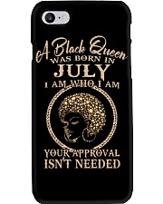 JULY QUEEN-V Phone Case thumbnail
