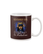 November Girl Mug thumbnail