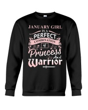 JANUARY GIRL Crewneck Sweatshirt thumbnail