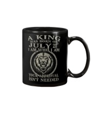 H- JULY 21 Mug thumbnail