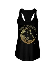Sagittarius Girl Ladies Flowy Tank thumbnail