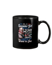 December shirt Printing Birthday shirts for Women Mug thumbnail