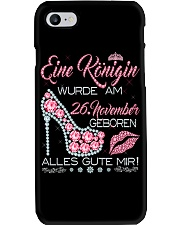 26 November Phone Case thumbnail