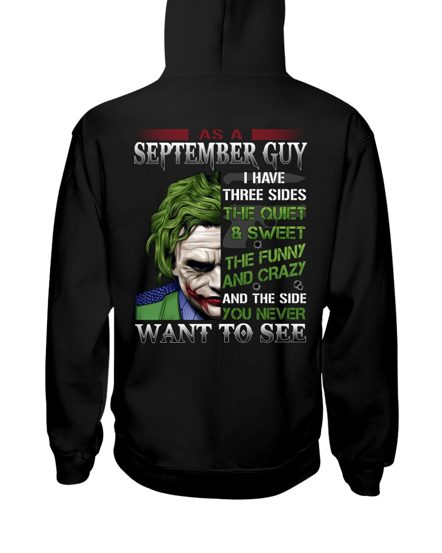 SEPTEMBER GUY Hooded Sweatshirt