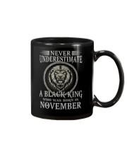 H - NOVEMBER MAN Mug thumbnail