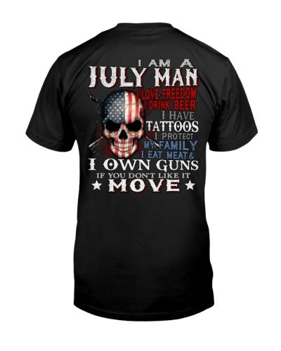 JULY MAN